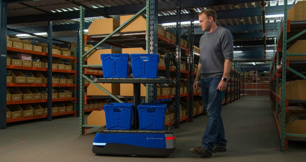 6 River Systems Best Warehousing Startups