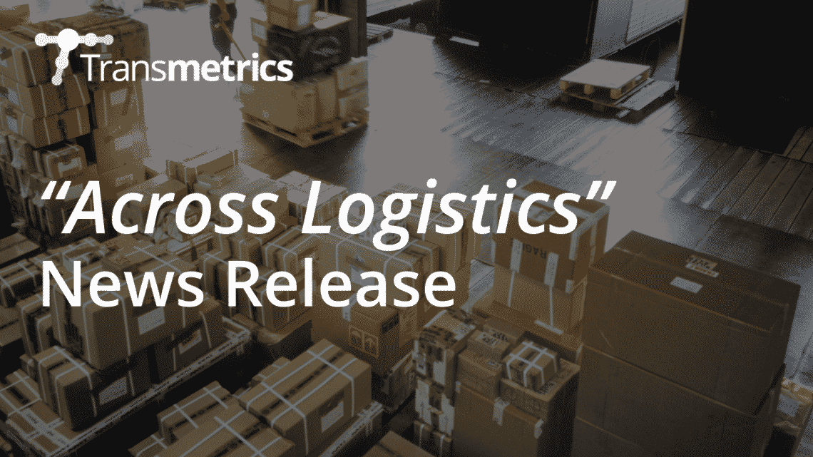 """Across Logistics"" Innovation News Release: April 2017"