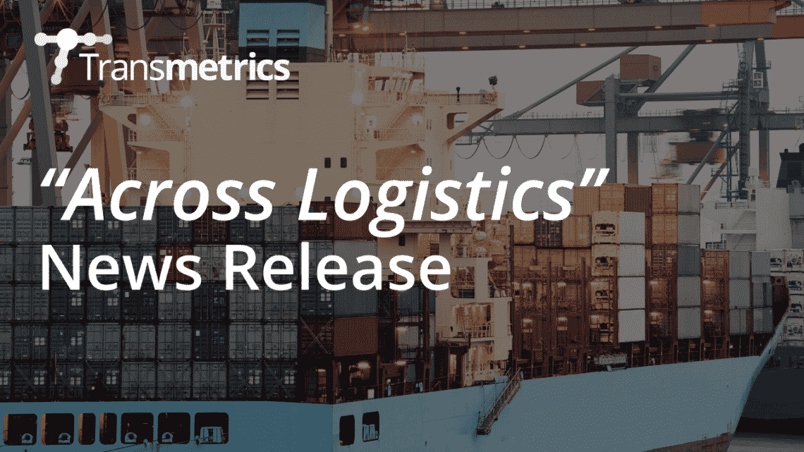 """Across Logistics"" Innovation News Release: August Issue"