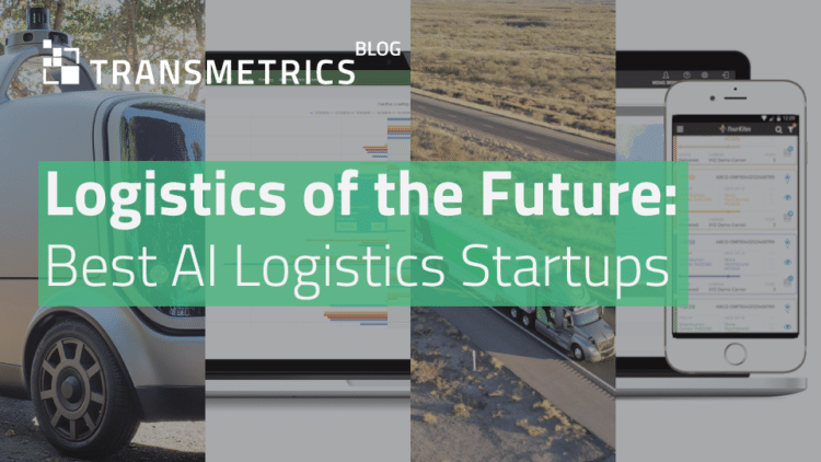 Best AI Logistics Startups