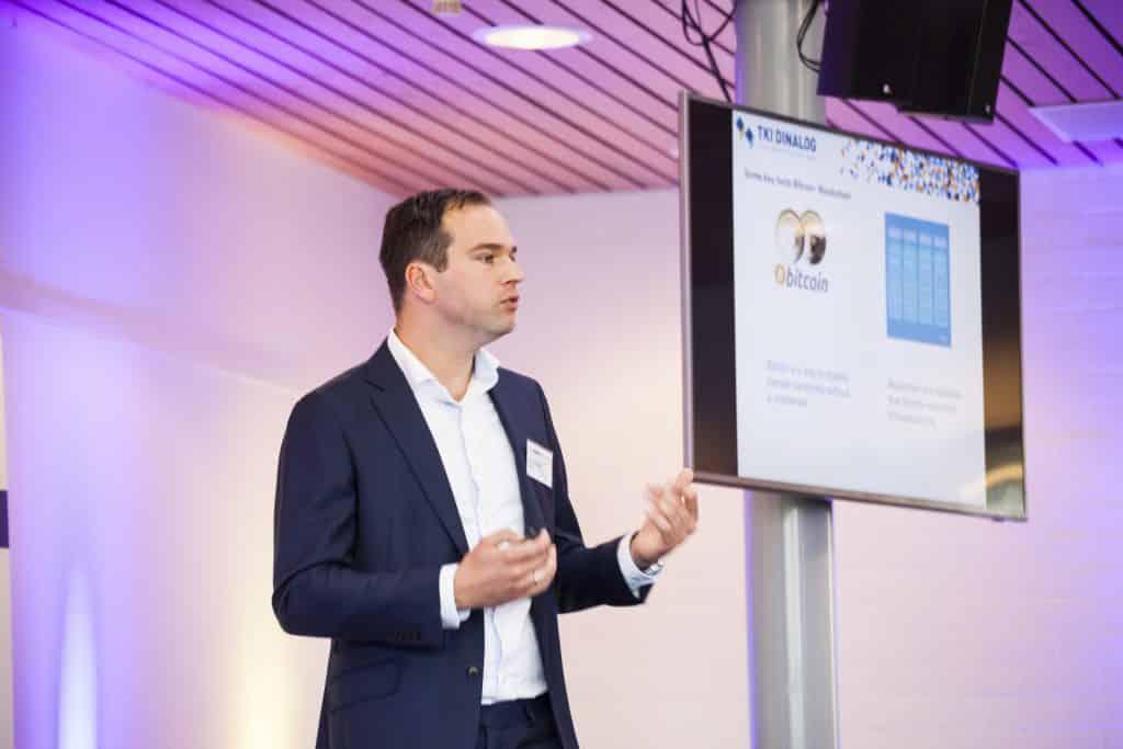 Martijn Siebrand Blockchain Expert