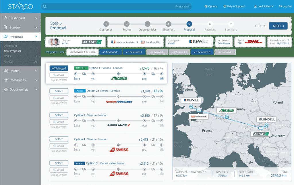 Logistics Startups