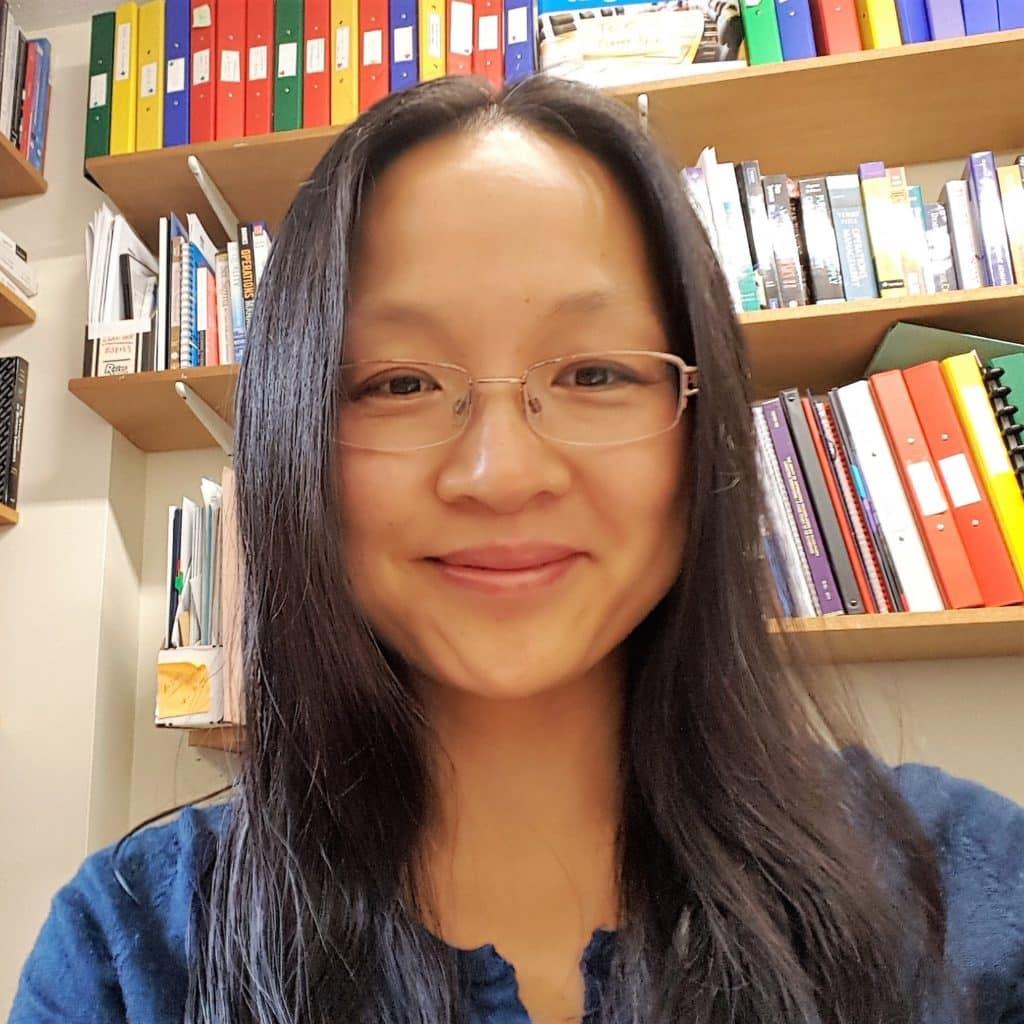 """Dr. Yingli Wang """"Big Data in Logistics"""""""